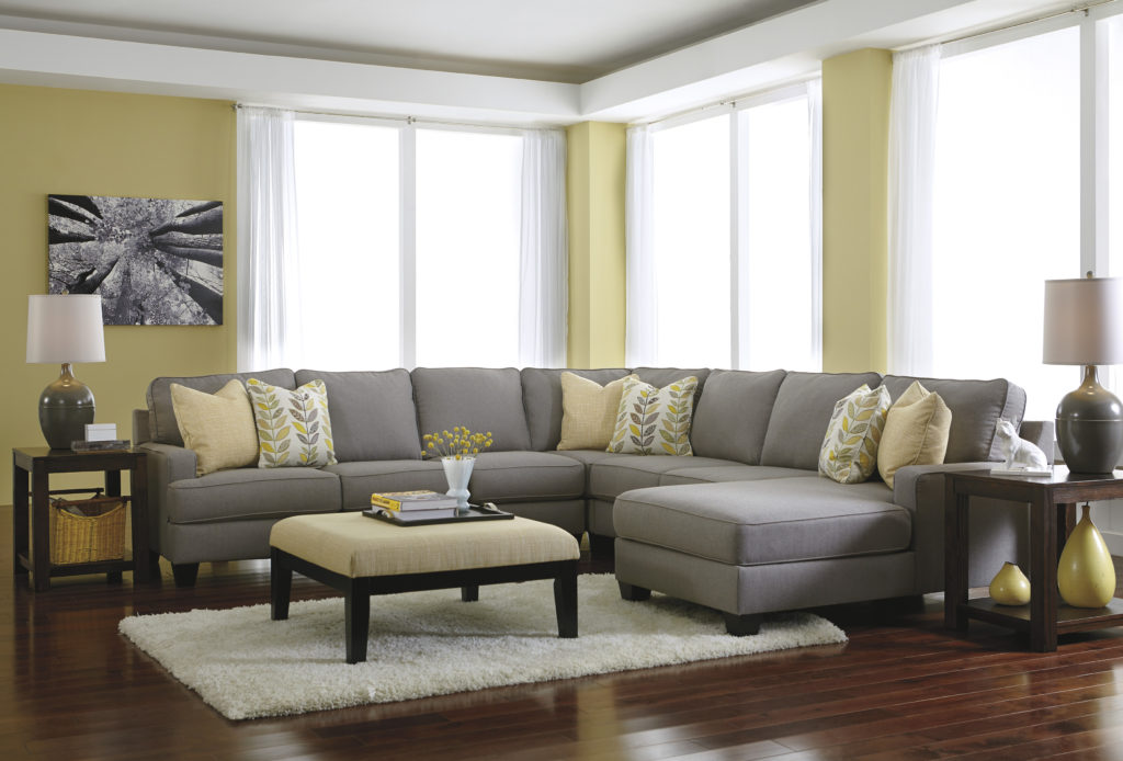 Ashley 24302 Grey Sectional