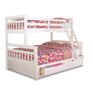 Twin over Full Bunkbed by Crate Designs