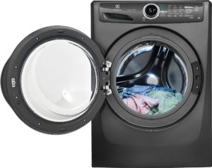 Washer Door Open