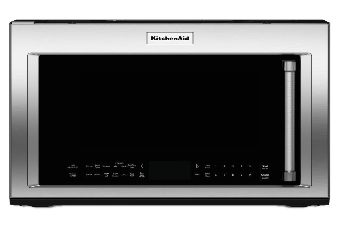 KitchenAid YKMHC319ES Convection Microwave