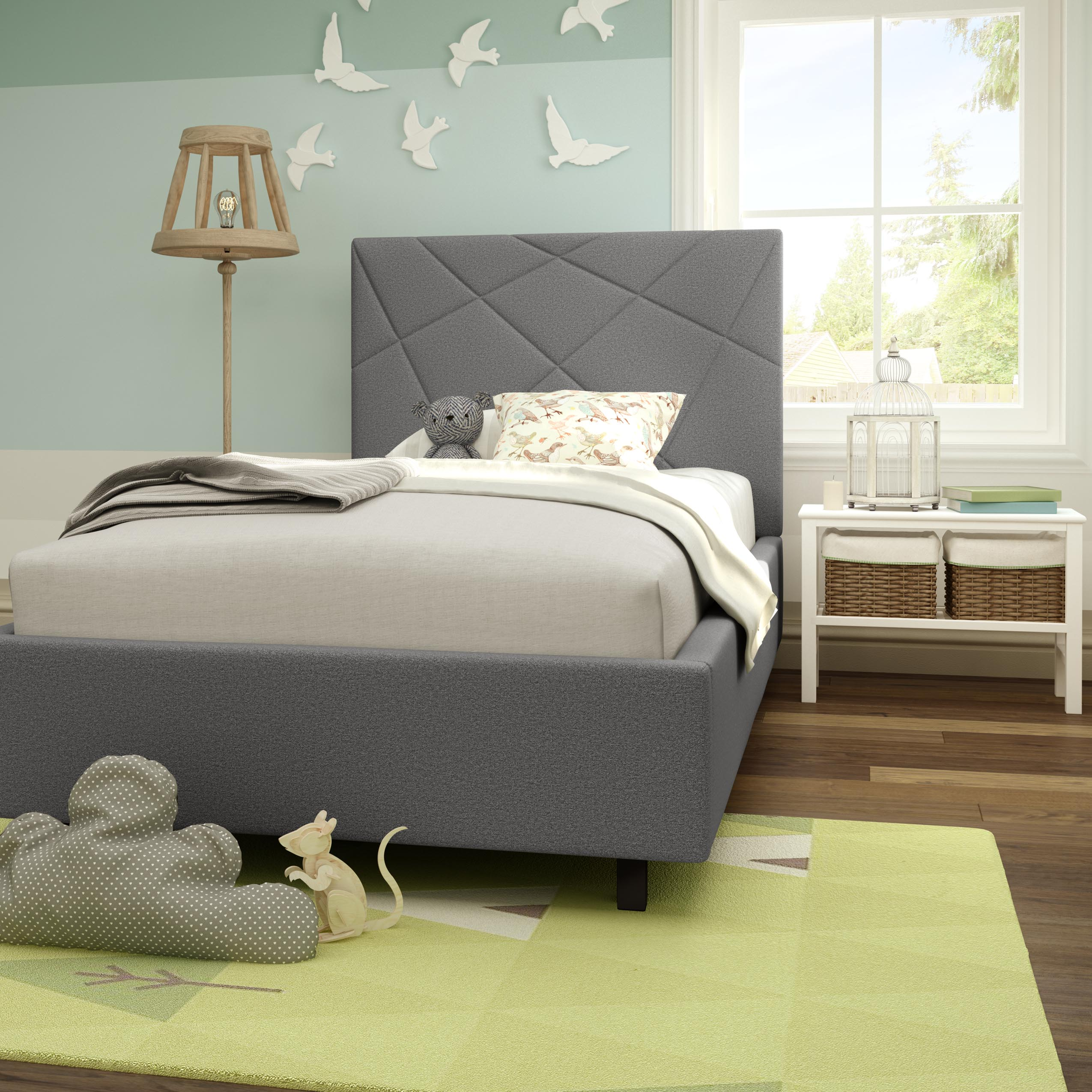 Nanaimo Bed by Amisco