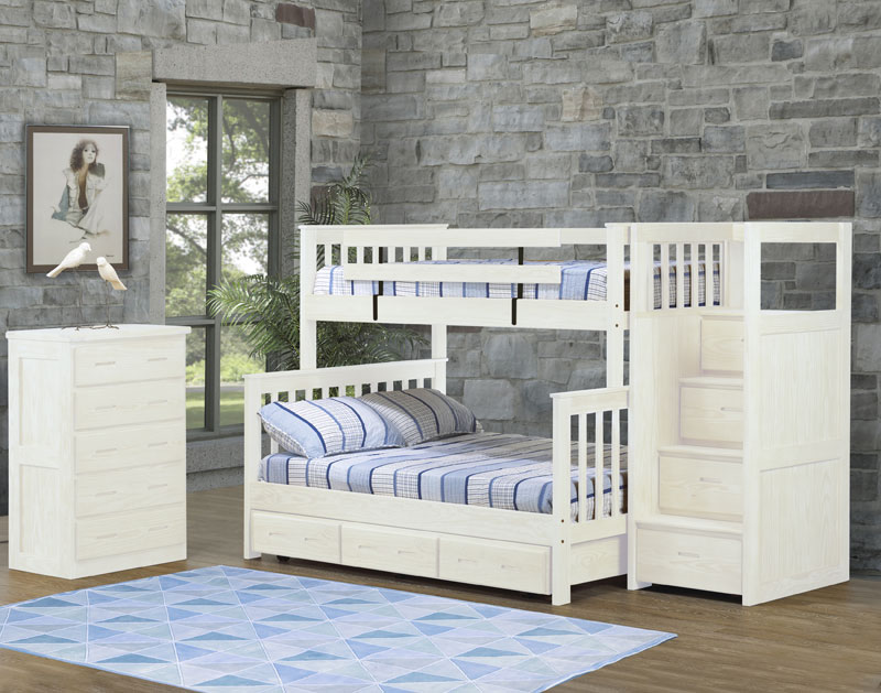 Bunkbed by Crate Designs