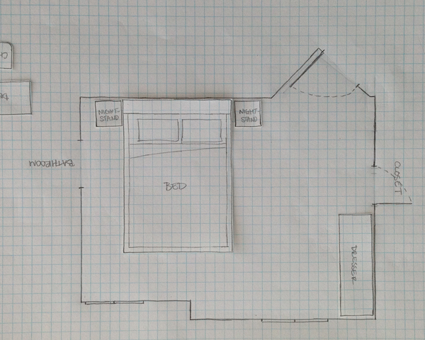Graph Paper Layout