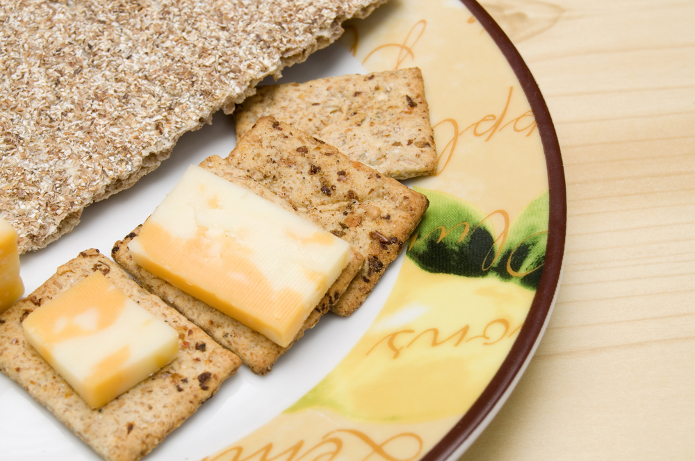 crackers-and-cheese