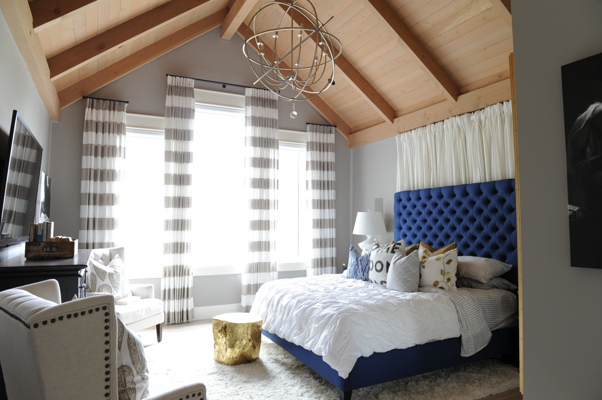 Master Bedroom by Fox Design Studio