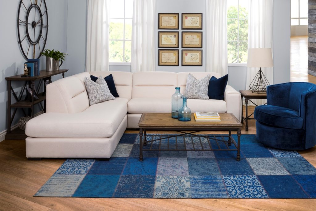 Sectional by Decorest