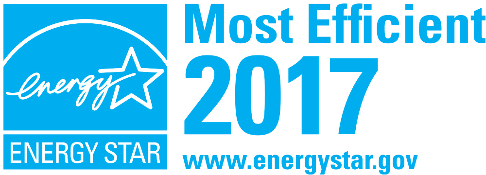 2017 Energy Star Most Efficient Appliances